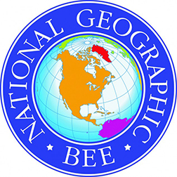 Geography Bee Logo